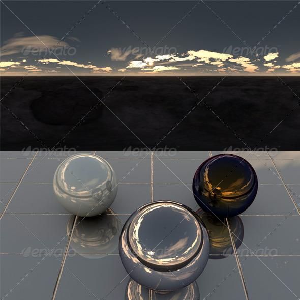 3DOcean Desert12 1355580