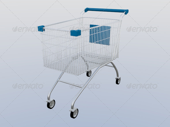 3DOcean Shopping Cart 162209