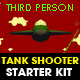 3rd Person Tank Shooter - Starter Kit - ActiveDen Item for Sale
