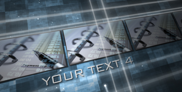 After Effects Project - VideoHive Fractal 162647