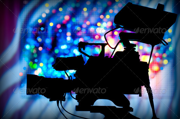 PhotoDune television camera 1360124
