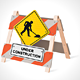 Under Construction Road Sign - GraphicRiver Item for Sale