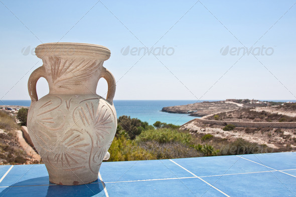 Amphora - Stock Photo - Images