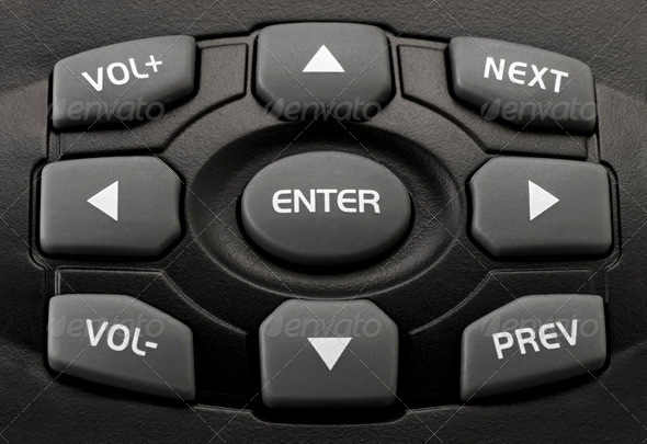 remote control - Stock Photo - Images