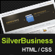 SilverBussines - ThemeForest Item for Sale