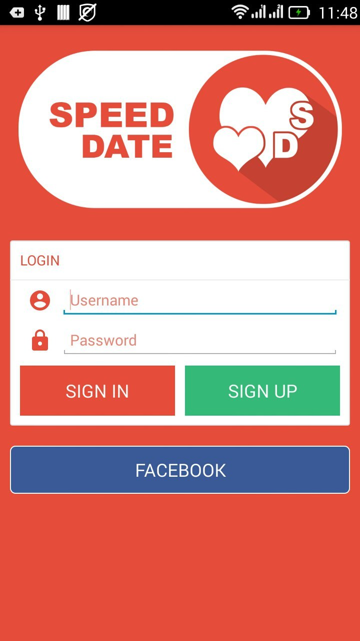 Speeddate login free