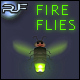 Glowing Fireflies (lightning bugs) - ActiveDen Item for Sale