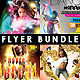 Dance Club Flyer Bundle #01 - GraphicRiver Item for Sale