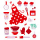  Icons or accessories for housewife - GraphicRiver Item for Sale