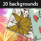Floral Background Illustrations - GraphicRiver Item for Sale
