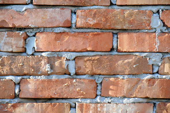 Brick wall - Stock Photo - Images