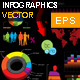 Infographic Vector Graphs and Elements - GraphicRiver Item for Sale