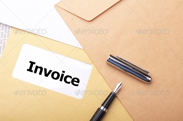 invoice - Stock Photo - Images