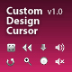 Custom Design Cursor AS2 v1.0 - ActiveDen Item for Sale