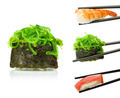 Sushi with chopsticks - PhotoDune Item for Sale