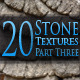 20 Stone Textures - Pack Three - GraphicRiver Item for Sale