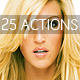 25 Color Correction Actions - GraphicRiver Item for Sale