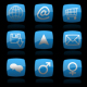 Cyan Icons - GraphicRiver Item for Sale