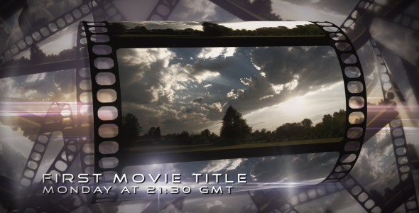 After Effects Project - VideoHive Film Roll Presentation HD 165866