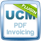 UCM Plugin: Download de PDF Invoice Generation Plugin