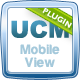 UCM Plugin: Lataa Mobile Device View Plugin