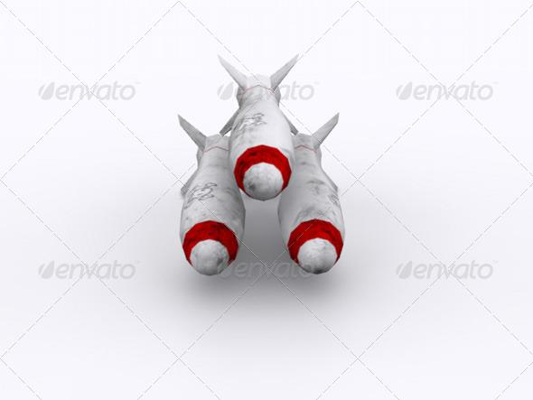 3DOcean Missile 166148