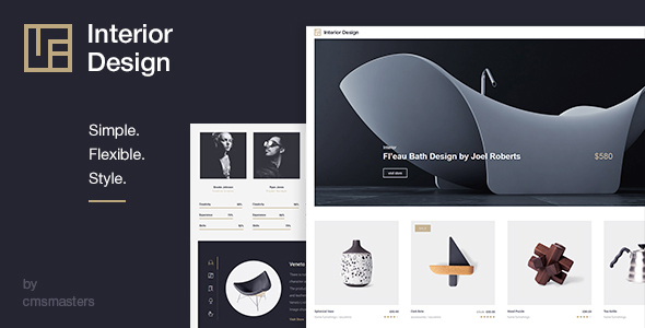 Interior Design Architecture Design Wp Theme By