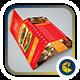 Big Burger Trifold Menu-Graphicriver中文最全的素材分享平台