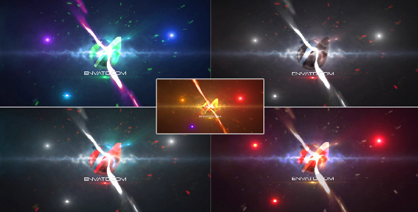 After Effects Project - VideoHive Abstract Logo 1399384
