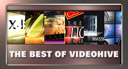 VIDEOHIVE AE PROJECTS