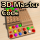 3D Master Code - ActiveDen Item for Sale