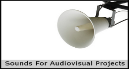 Sounds & Logos For Audiovisual Projects