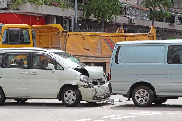 PhotoDune Car accident 1440882