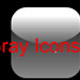 Gray Icons X 2.0 - ActiveDen Item for Sale