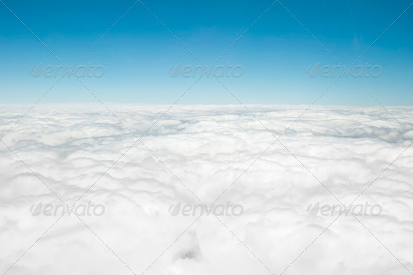 Stock Photo - PhotoDune Clouds 1421720
