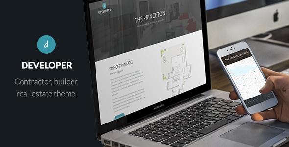 Developer - Builder, Contractor, Developer WP Theme by PixelGrapes