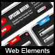 Website Elements - GraphicRiver Item for Sale