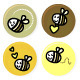 Cute doodle bee collection - GraphicRiver Item for Sale