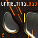 Unmelting Logo 2 - VideoHive Item for Sale