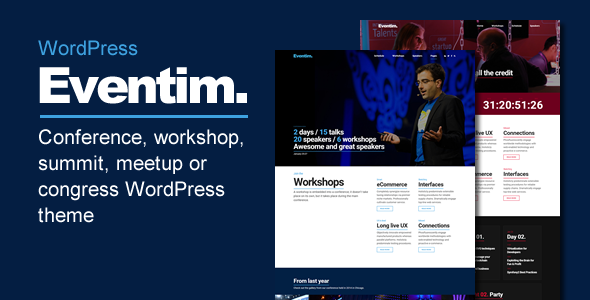 دانلود MITUP EVENT CONFERENCE WORDPRESS THEME - 86