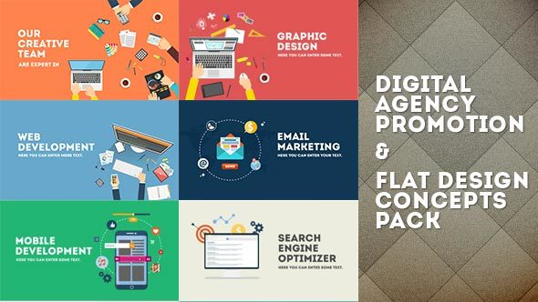 Infographic promo after effects templates download