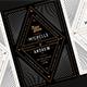 Art Deco Wedding Invitation/Card-Graphicriver中文最全的素材分享平台
