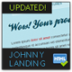 The Johnny Landing Page - ThemeForest Item for Sale