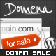Domena - Domain For Sale Template - ThemeForest Item for Sale