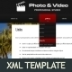 XML Template DeepLinking YouTube - ActiveDen Item for Sale