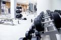 Fitness club weight training equipment gym - PhotoDune Item for Sale