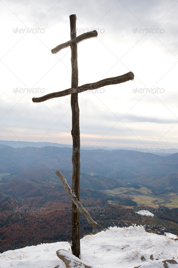 Cross - Stock Photo - Images