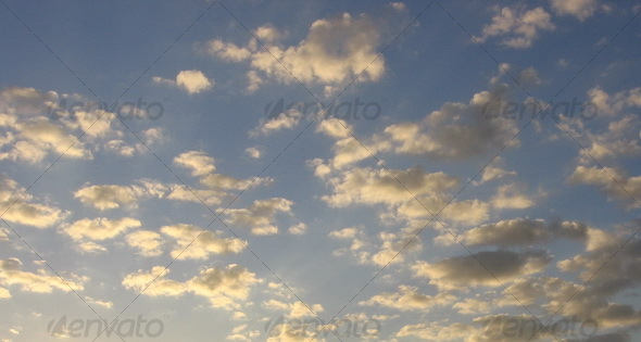 clouds background - Nature Textures