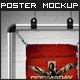 Aluminium Poster Frame Mockup - Premium Kit - GraphicRiver Item for Sale