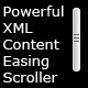 Customizable Powerful XML content easing scroller  - ActiveDen Item for Sale
